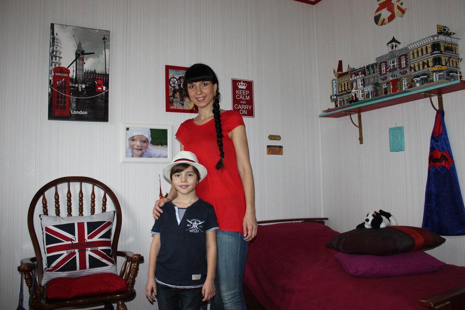 Фотография: Прочее в стиле , Детская, Декор интерьера, Интерьер комнат, IKEA, Dulux – фото на InMyRoom.ru