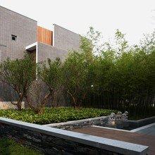 Фотография: Архитектура в стиле Современный, Ландшафт, Стиль жизни, Дача, Сад – фото на InMyRoom.ru