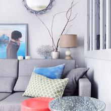 Фото из портфолио однокомнатная квартира в Москве – фотографии дизайна интерьеров на INMYROOM