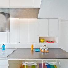 Фото из портфолио Апартаменты Hike : перезагрузка – фотографии дизайна интерьеров на INMYROOM