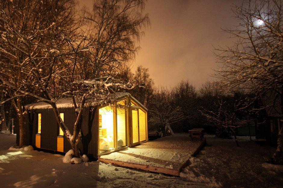 Фотография: Архитектура в стиле , Дом, Дома и квартиры, IKEA, Дача – фото на InMyRoom.ru
