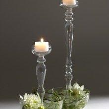 Фото из портфолио стеклянные вазы – фотографии дизайна интерьеров на InMyRoom.ru