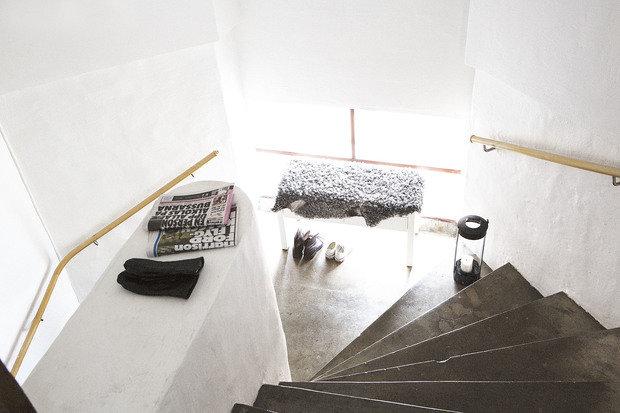 Фото из портфолио BRÅVALLAGATAN 9 B, VINDSVÅNING – фотографии дизайна интерьеров на INMYROOM