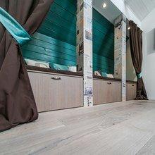Фотография: Гостиная в стиле Кантри, Современный, Интерьер комнат, Дача, Дачный ответ, Мансарда – фото на InMyRoom.ru