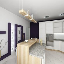 Фото из портфолио квартира ул. Годовикова – фотографии дизайна интерьеров на INMYROOM