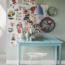 Фото из портфолио Флористические мотивы в интерьере – фотографии дизайна интерьеров на INMYROOM