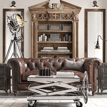 Фотография: Гостиная в стиле Кантри, Классический, Современный – фото на InMyRoom.ru
