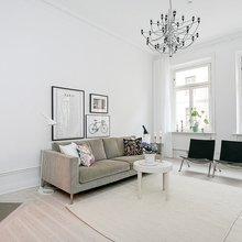 Фото из портфолио Hjärnegatan 1, 1 tr, Kungsholmen – фотографии дизайна интерьеров на INMYROOM