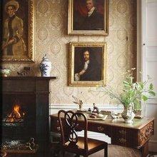 Фотография: Офис в стиле Кантри, Классический, Декор интерьера, Декор дома, Картины – фото на InMyRoom.ru