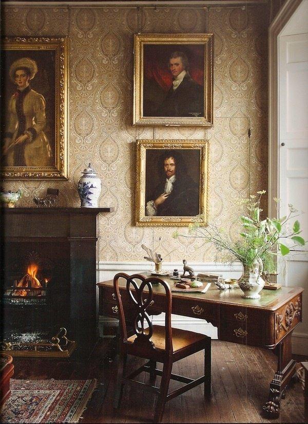 Фотография: Офис в стиле Прованс и Кантри, Классический, Декор интерьера, Декор дома, Картины – фото на InMyRoom.ru