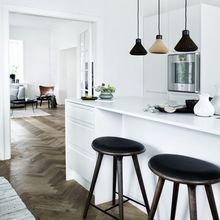 Фотография: Кухня и столовая в стиле Современный, Прочее, Ремонт на практике – фото на InMyRoom.ru