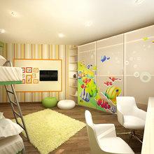 Фото из портфолио ЖК Дом на Крестовском, квартира - 156 кв. метров – фотографии дизайна интерьеров на InMyRoom.ru