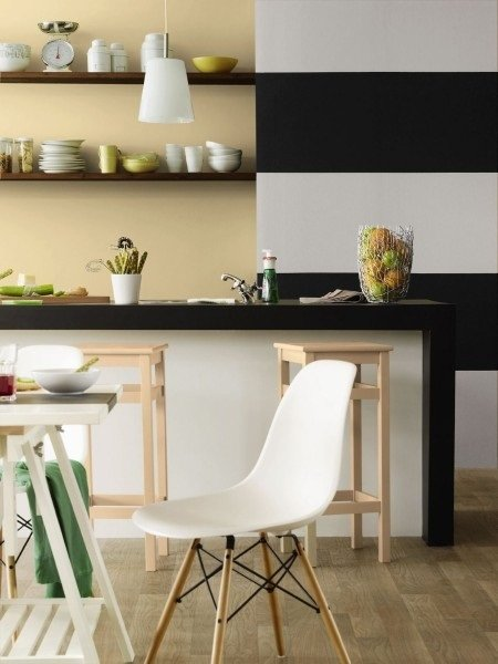 Фотография: Кухня и столовая в стиле Современный, Декор интерьера, Дизайн интерьера, Цвет в интерьере, Советы, Ремонт – фото на InMyRoom.ru