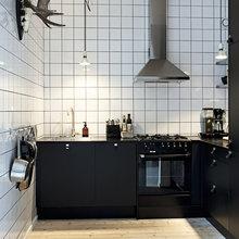 Фото из портфолио Компактное использование мебели – фотографии дизайна интерьеров на INMYROOM