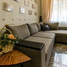 Фото из портфолио Гостиная современная классика – фотографии дизайна интерьеров на INMYROOM
