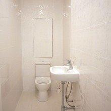Фото из портфолио квартира 105 м2 в ЖК Айвазовском – фотографии дизайна интерьеров на INMYROOM