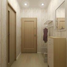 Фото из портфолио Однокомнатная квартира-студия 27.4 кв.м – фотографии дизайна интерьеров на INMYROOM