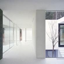Фотография:  в стиле Современный, Декор интерьера, Дом, Дома и квартиры, Архитектурные объекты, Большие окна, Голландия – фото на InMyRoom.ru