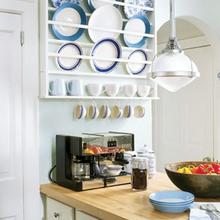 Фотография: Кухня и столовая в стиле Скандинавский, DIY, Малогабаритная квартира, Квартира, Советы – фото на InMyRoom.ru