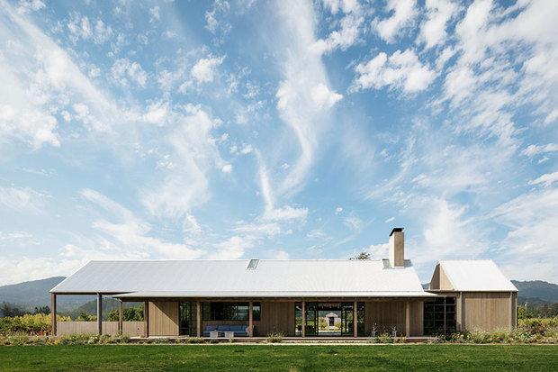Фотография: Архитектура в стиле , Дом и дача – фото на INMYROOM