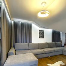 Фото из портфолио реализованный проект  мансардная квартира г.Кострома  – фотографии дизайна интерьеров на INMYROOM