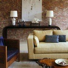 Фотография: Гостиная в стиле Лофт, Декор интерьера, Декор дома – фото на InMyRoom.ru