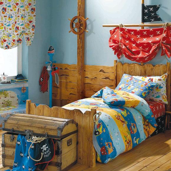 Фотография: Детская в стиле Прованс и Кантри, Эко, Декор интерьера, Интерьер комнат, Мебель и свет – фото на InMyRoom.ru