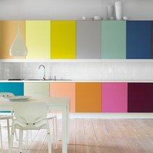 Фото из портфолио Вариации с цветом – фотографии дизайна интерьеров на INMYROOM