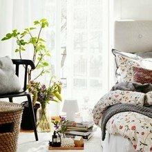 Фотография: Спальня в стиле Скандинавский, Декор интерьера, Дом, Декор, Декор дома – фото на InMyRoom.ru