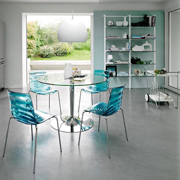 Фотография: Кухня и столовая в стиле Современный, Хай-тек, Декор интерьера, Декор дома – фото на InMyRoom.ru