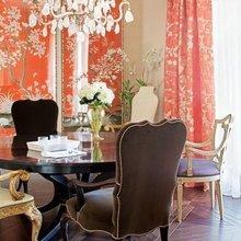 Фотография: Кухня и столовая в стиле Классический, Советы, Красный, Виктория Тарасова – фото на InMyRoom.ru