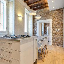 Фото из портфолио Квартира в историческом центре Рима – фотографии дизайна интерьеров на INMYROOM
