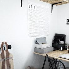 Фото из портфолио Роскошные владения в черно-белом цвете – фотографии дизайна интерьеров на INMYROOM