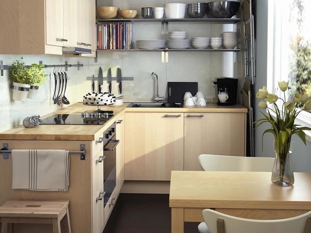 Фотография: Кухня и столовая в стиле Эко, Советы, Finish – фото на INMYROOM