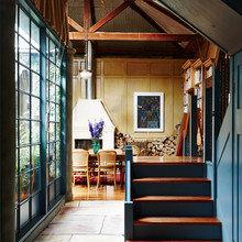 Фото из портфолио Эклектика для художника – фотографии дизайна интерьеров на INMYROOM