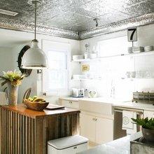 Фотография: Кухня и столовая в стиле Кантри, Лофт, Ремонт на практике – фото на InMyRoom.ru