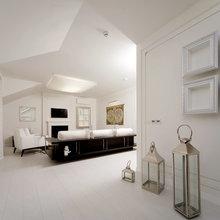 Фото из портфолио Белое с серебром – фотографии дизайна интерьеров на InMyRoom.ru