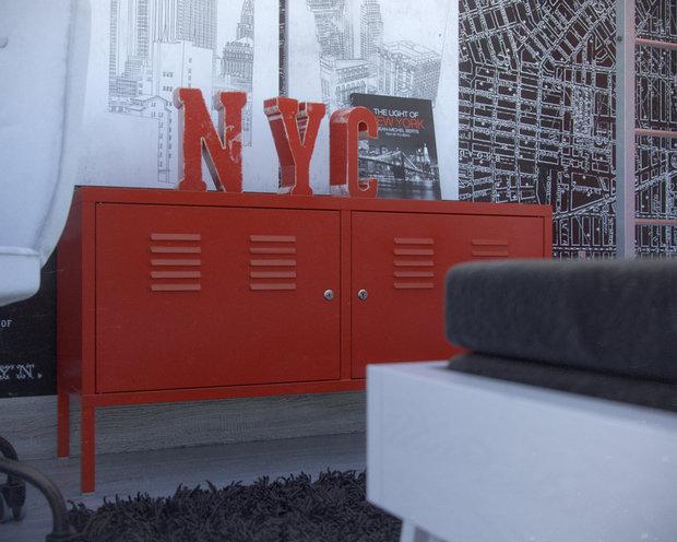 Фото из портфолио Комната для юноши двенадцати лет в г. Екатеринбург – фотографии дизайна интерьеров на INMYROOM