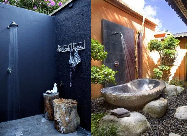 Фотография: Прочее в стиле , Ванная, Дом, Ландшафт, Стиль жизни, Дача – фото на InMyRoom.ru