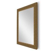 """Зеркало большое в широкой раме """"Золото Венето"""""""