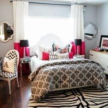 Фотография: Спальня в стиле Эклектика, Декор интерьера, Малогабаритная квартира, Советы – фото на InMyRoom.ru