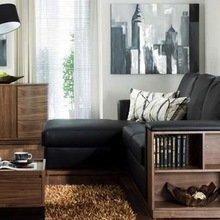 Фотография: Гостиная в стиле Скандинавский, Декор интерьера, Малогабаритная квартира, Квартира, Интерьер комнат, Декор, Мебель и свет, Советы, дизайн гостиной, идеи для гостиной, маленькая гостиная, как увеличить маленькую гостиную, идеи для маленькой гостиной, мебель для маленькой гостиной, планировка маленькой гостиной – фото на InMyRoom.ru