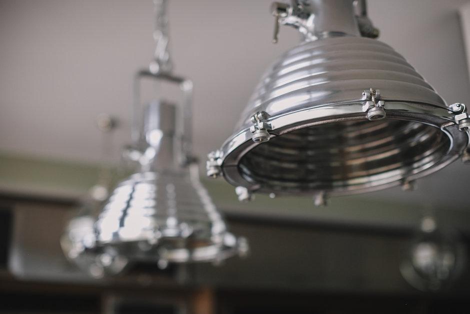 Фотография:  в стиле , Кухня и столовая, Лофт, Квартира, Проект недели, Москва, Монолитный дом, до 40 метров, Алексей Корчинский – фото на InMyRoom.ru
