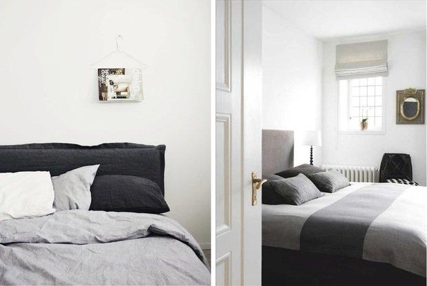 Фотография: Прочее в стиле , Спальня, Интерьер комнат, Цвет в интерьере, Советы – фото на InMyRoom.ru