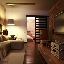 Фотография: Гостиная в стиле Лофт, Квартира, Дома и квартиры, Москва – фото на InMyRoom.ru