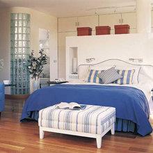 Фотография: Спальня в стиле Современный, Интерьер комнат, Ремонт – фото на InMyRoom.ru