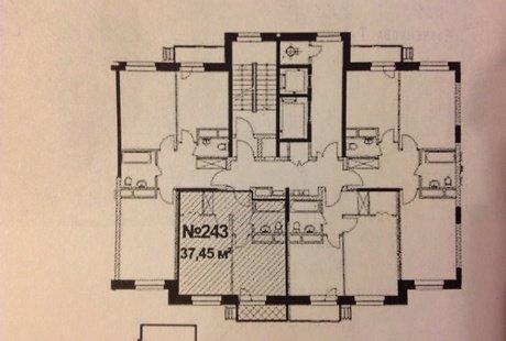 Помогите сделать перепланировку 1-комнатной квартиры
