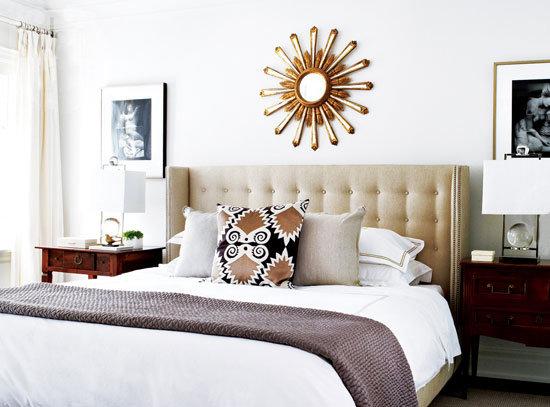 Фотография: Спальня в стиле Классический, Современный, Декор интерьера, Дом, Дома и квартиры, Неоклассика – фото на InMyRoom.ru