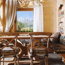 Фотография: Кухня и столовая в стиле Кантри, Современный, Декор интерьера, Дом, Дома и квартиры – фото на InMyRoom.ru