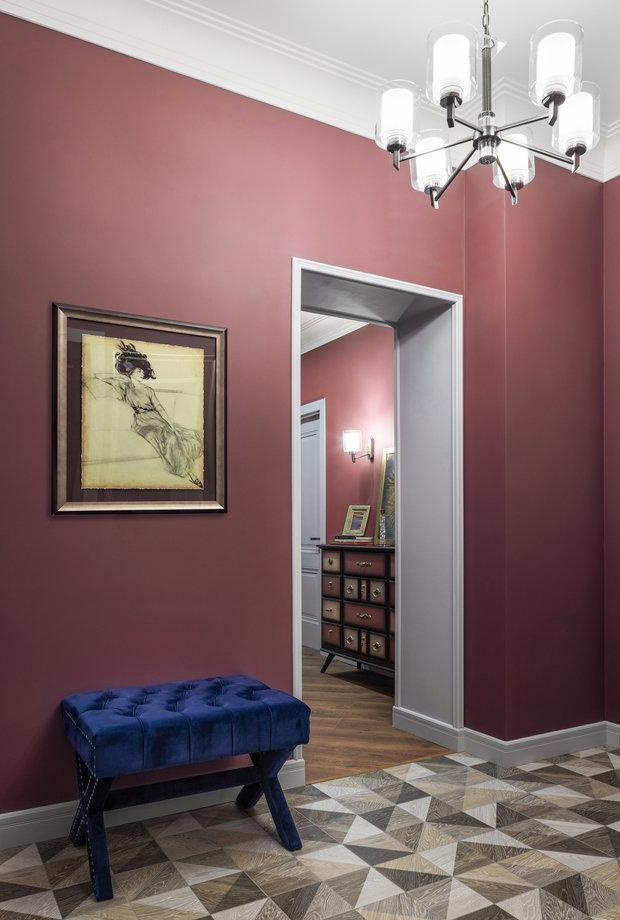 Фото из портфолио Красочный проект Варшавка – фотографии дизайна интерьеров на INMYROOM